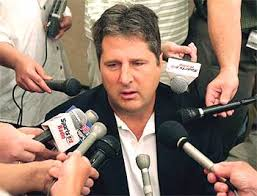 Mike Leach, the quirky head