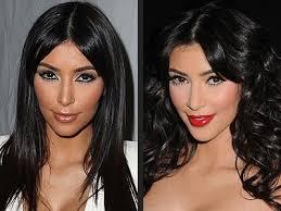 """""""""""أســرار الجمــال لــدى الايـرانيـــات - Kim Kardashian kim-kardashian-makeu"""