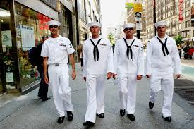 and girls of Fleet week!