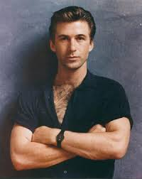 Maybe, maybe this Alec Baldwin