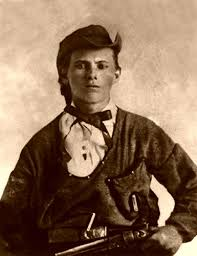 Jesse James in 1864