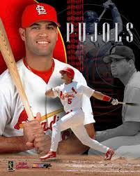Albert Pujols for life.