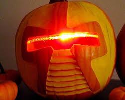 halloween simbologia Calabaza-battle-star-gallactica-cylon-raroycurios