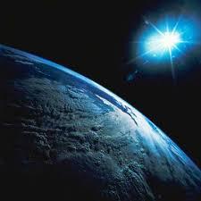 VIDA EN EL ESPACIO Planeta-tierra