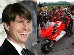 Tom Cruise Car Collection