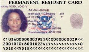 Green Card Lottery Submission