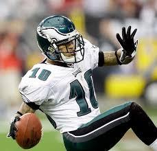 The Eagles DeSean Jackson