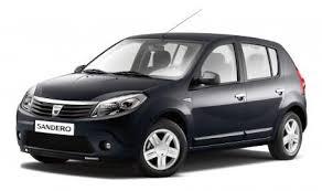 Dacia Sandero GPL Dacia-sandero