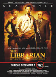 The Librarian: Return To King Solomon\'s Mines