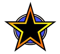 Cool Star Tattoo Designs Gallery 7