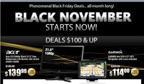 newegg black friday 2011 deals