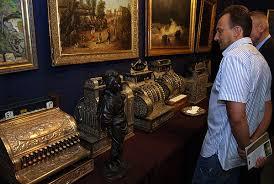 выставка антиквариата