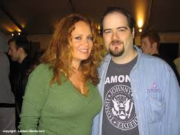 James w/ Catherine Bach
