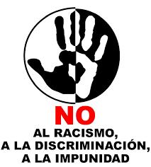 ¡No al racismo!
