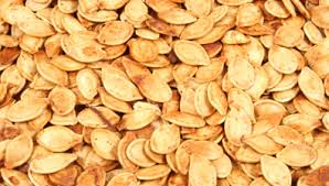 Tasty, Healthful Pumpkin Seed