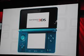 announce the Nintendo 3DS,