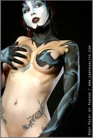 Art Body Painting Sexy Women