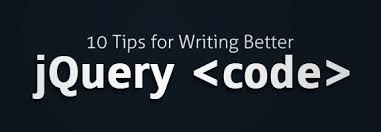 Awesome jQuery Tips & Tricks