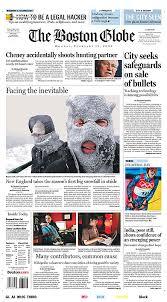 Boston Globe: