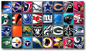 NFL scores and updates,