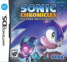 Sonic Chronicles And The Dark Brotherhood Mini-Game Boxart02