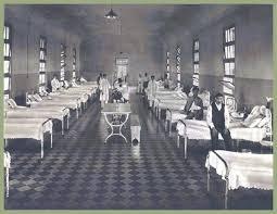 Hospital St.Mungus.