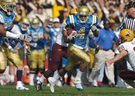 have of UCLA football is a