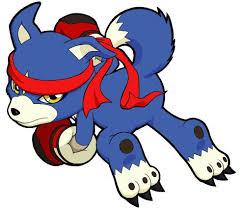 Digimon Adopts Xaki Game Gaomon