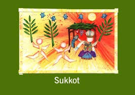 as Sukkot is primarily a