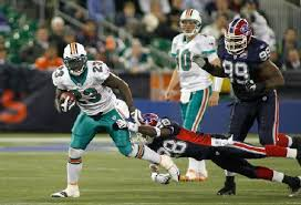 Miama Dolphins Ronnie Brown