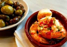 Try the tapas and trapeze