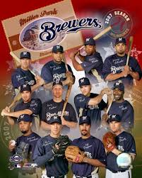 2007 Milwaukee Brewers Team