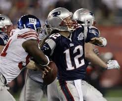 Football - Giants Patriots
