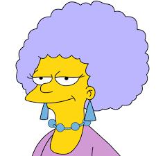 Famille Simpson (9/13) 500px-Patty_Bouvier