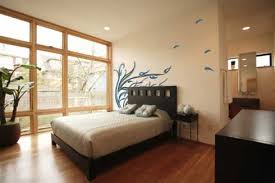 Modern minimalist bedroom design trends 2009 in various style