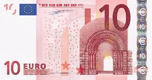 winaars 10 euro