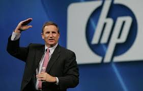 HP CEO Mark Hurd Resigns Over