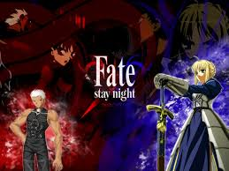 Fate Stay Night Fate-stay-night-ultimate