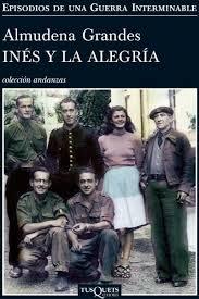 Inés y la alegría de Almudena Grandes