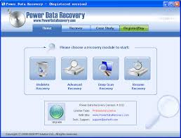 recovery, files recovery, data recovery, Power data recovery pro