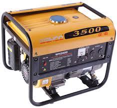 Generators \x26amp; Patio Heaters