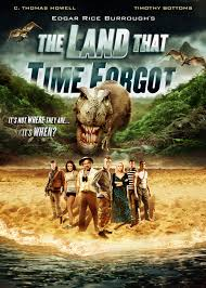 The land that time forgot affiche