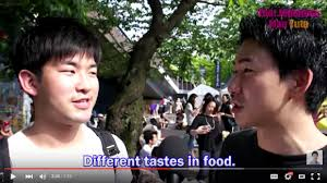 Finally  the Japanese men were asked     What do you think are some good things about dating a foreign woman     The first guy  with a twinkle in his eyes said      RocketNews