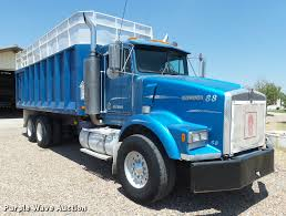kenworth vin numbers 1995 kenworth t800 silage truck item db2674 sold july 2