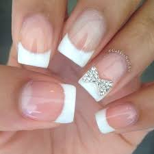 36 amazing french manicure designs cute french nail art 2017