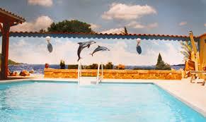 peinture de bord de mer trompes l u0027oeil et décors muraux