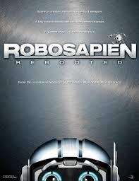 Robosapien : Rebooted poster
