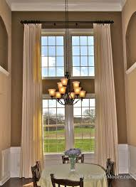 Windows Treatment Ideas For Living Room by 81 Best 2 Story Great Room Ideas Images On Pinterest