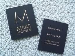 interior designers business cards studio z mendocino dallas brand