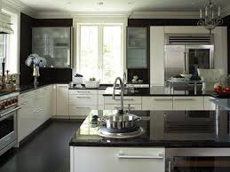 Dark Grey Cabinets Kitchen Dark Granite Countertops Hgtv